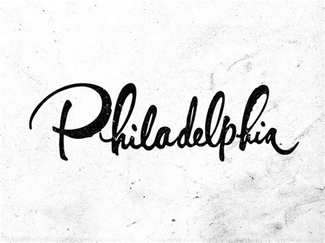 tattoo fonts plain 17 best images about philadelphia on