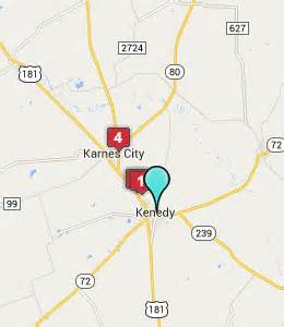 map of kenedy kenedy hotels motels see all discounts