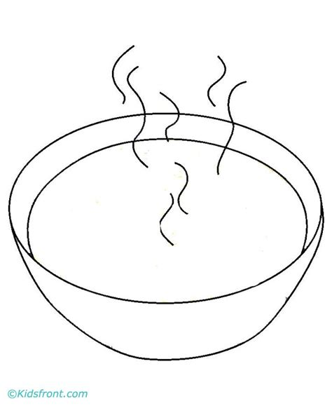 coloring page bowl 47 best putras pojekts images on pinterest a bowl