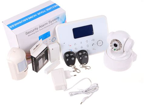 wireless gsm portable security system with gsm