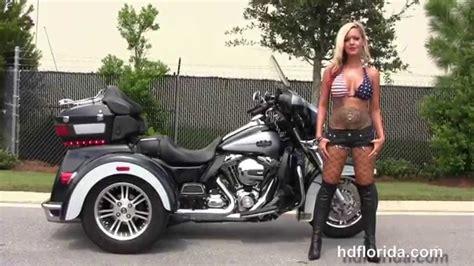 Harley Davidson Trike Prices by Used 2013 Harley Davidson Tri Glide Trike For Sale