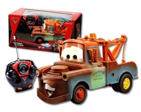 Rc Turbo Racer Tow Mater 9506 disney pixar cars tow mater turbo racer 1 24 rc price review and buy in uae dubai abu dhabi