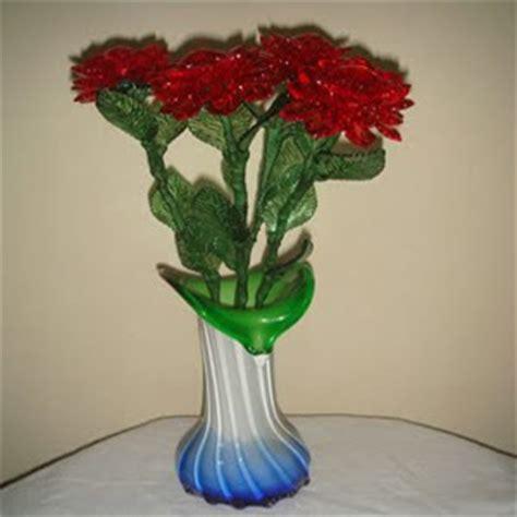Bunga Mawar Sekop Akrilik besthappycraft bunga mawar indah dari manik manik akrilik