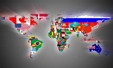 flags of the world background map hd wallpapers wallpaper202
