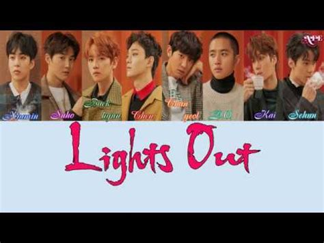 download mp3 exo lights out vietsub 171226 exo lights out youtube