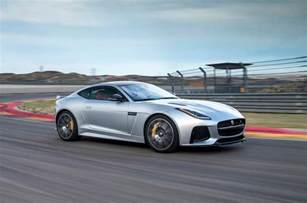 Jaguar F Type 2016 Jaguar F Type Svr Review Autocar