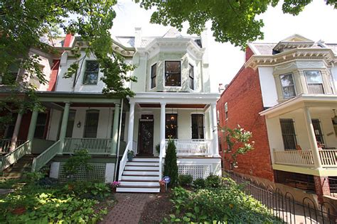 row houses for sale in dc row houses and rock creek dc s housing market