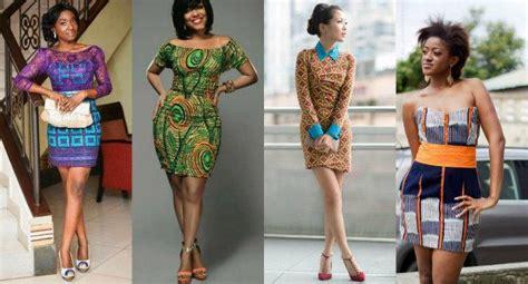 modelos de blusas de capulana e kente vestidos curtos de capulana a moda das estas fortes