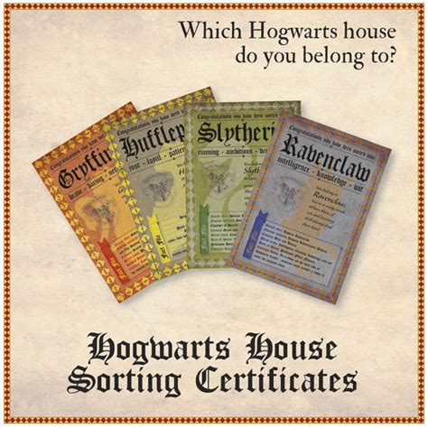 printable house sorting quiz 305 best sorting hat images on pinterest hat sorting