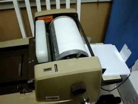 hot   press  memory  mimeographs