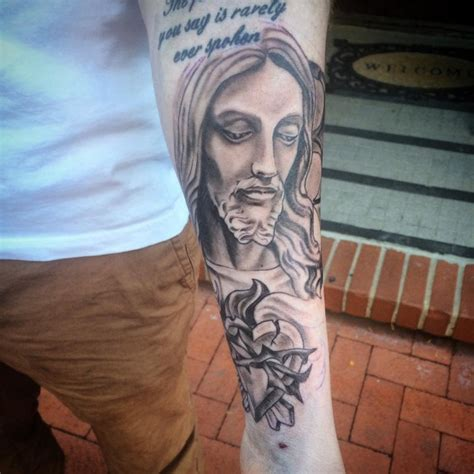 jesus crucifixion tattoo 55 best jesus designs meanings find
