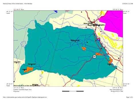 map usa yakima file yakima indian reservation map png wikimedia commons