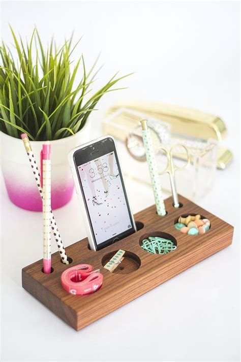 How To Make A Desk Organizer 25 Best Ideas About Wooden Desk Organizer On Cool Office Desk Neat Desk Organizer