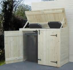 wheelie bin cover storage 4 10 quot x4