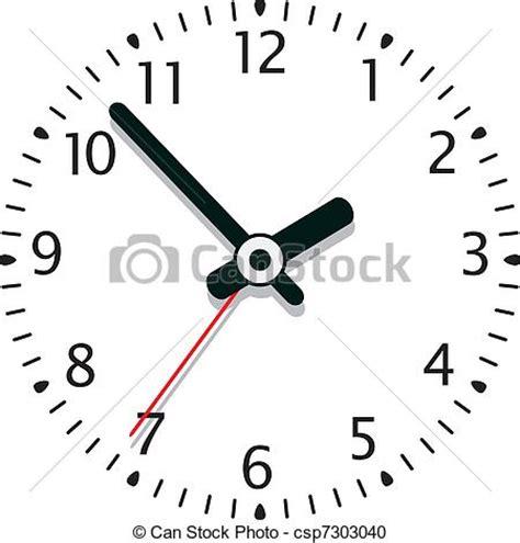 orologio clipart clipart vecteur de horloge vecteur illustration de a