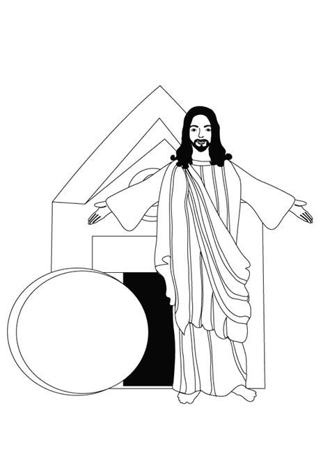 alleluia coloring page printable sketch coloring page