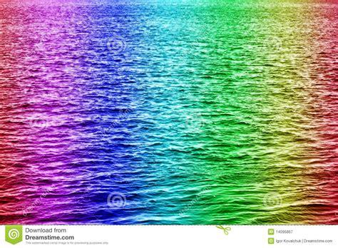 rainbow water rainbow water stock image image of horizontal beautiful