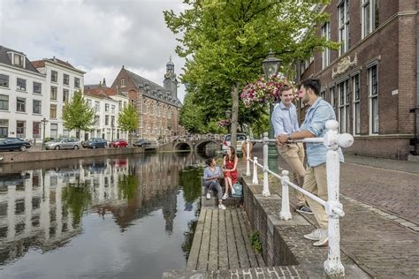 One Day In Leiden international students
