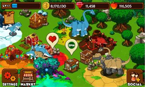dino island apk dino island 1 1 0 apk for pc free android koplayer