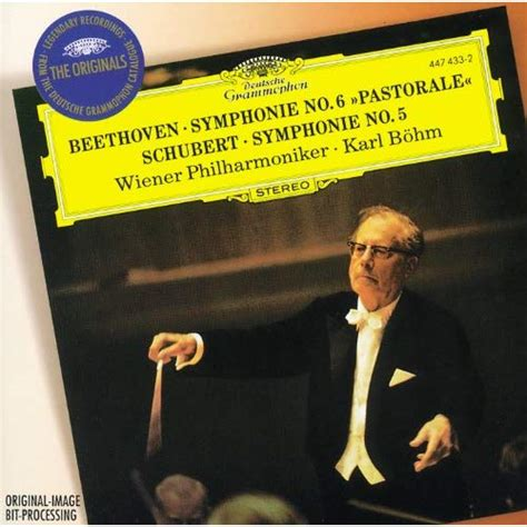 Hm Mp3 Covers by Beethoven Symphony No 6 Quot Pastoral Quot Schubert Symphony