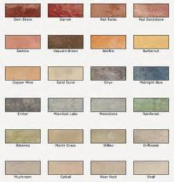 concrete color stain valspar semi transparent concrete stain colors for a