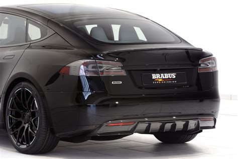 cut the emissions with the brabus tesla model s