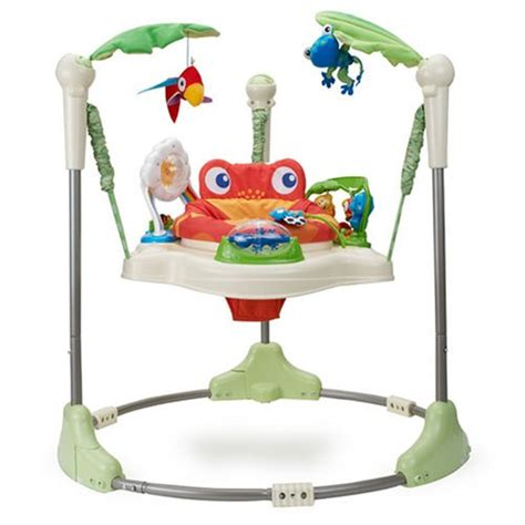 amazon jumperoo baby jumper review fisher price rainforest jumperoo baby