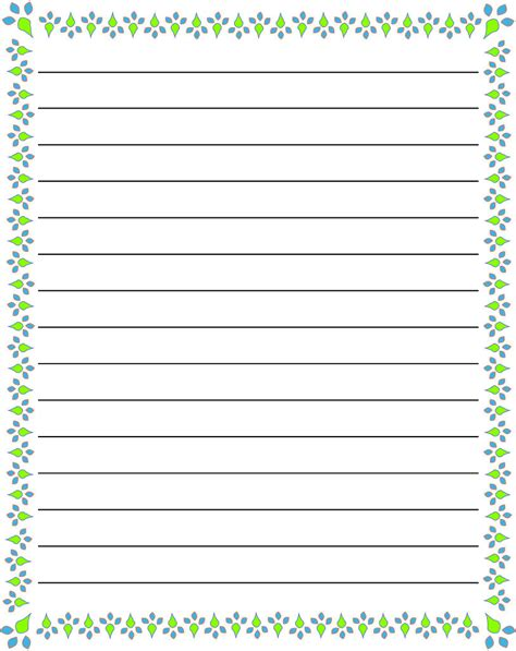 paper writing lined writing paper new calendar template site