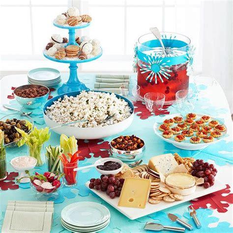 easy holiday buffet menu ideas no fuss holiday buffet