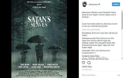 film terbaru hiii jeritan di teaser pengabdi setan hiii ini poster pengabdi setan versi internasional