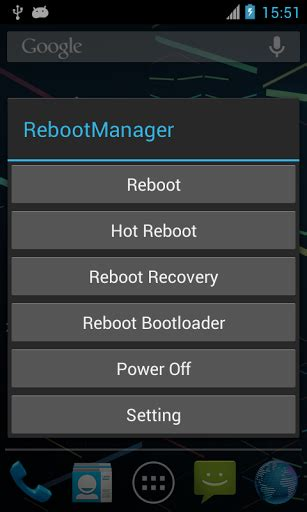 rebooter apk reboot manager apk 1 3 3 android apk unlimited