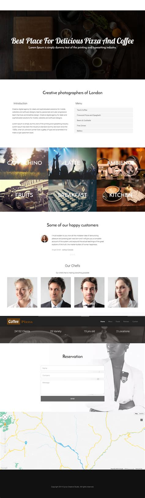 bootstrap themes free restaurant free bootstrap theme for restaurant free templates online