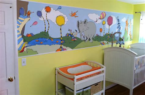 dr seuss baby room 1000 images about dr suess on nursery murals living rooms and one fish two fish