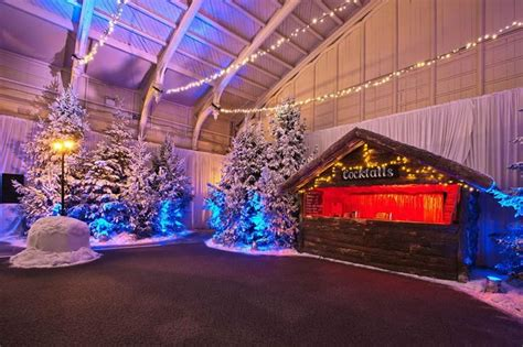 Passenger Shed Bristol by Narnia Themed Christmasparty Nights The Passenger Shed