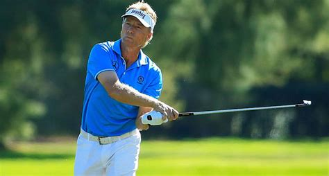 bernhard langer golf swing langer loses schwab cup in controversial fashion
