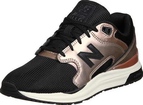 gold new balance sneakers new balance wl1550 w shoes black gold