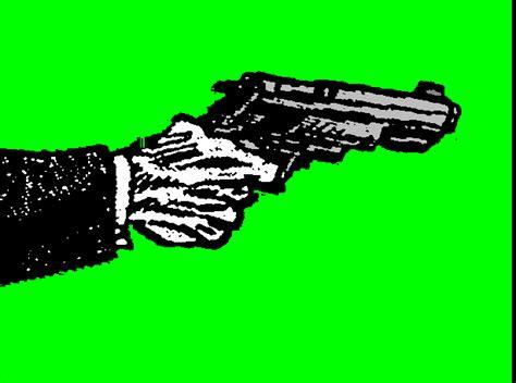 tattoo gun breakdown possessed man has breakdown fires gun inside house