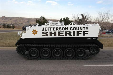 Jefferson County Detox by Obama Restricts Equipment To Page 3