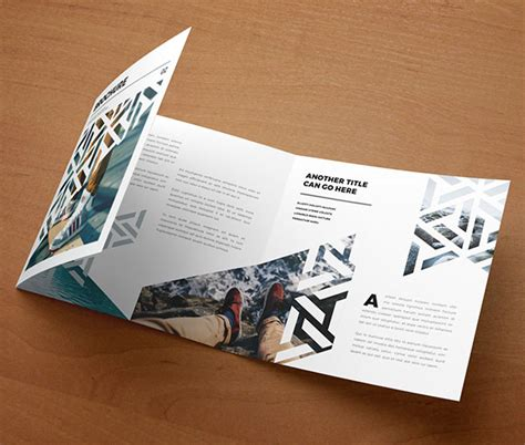 Modern Brochure Design Inspiration by 20 Modern Style Brochure Catalogue Template Design