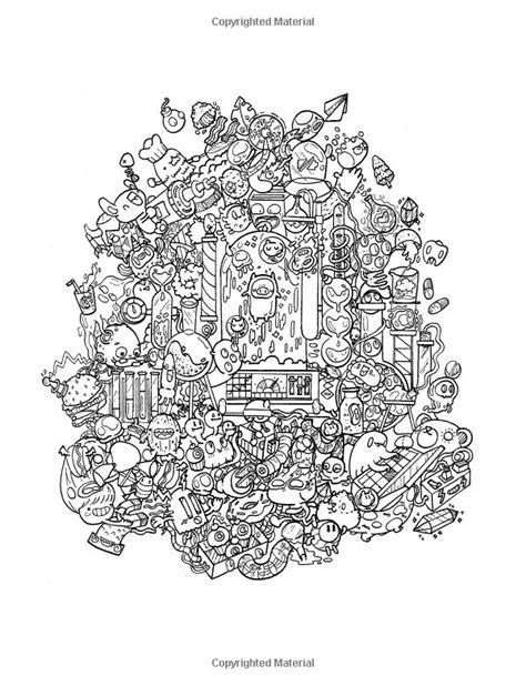 libro doodle chaos zifflins coloring 17 meilleures images 224 propos de coloring sur coloration livres 224 colorier et mandalas