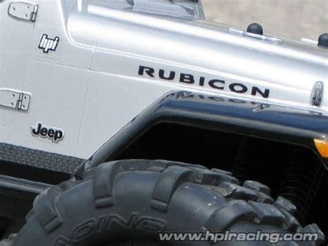 Aufkleber Für Fliesen Löcher by 7182 Jeep 174 Wrangler 174 Rubicon Karosserie