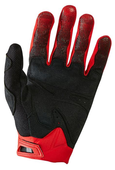 motocross glove 38 95 fox racing mens pawtector race mx motocross gloves