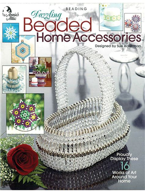 beaded home decor beading dazzling beaded home accessories
