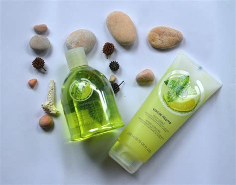 September Giveaway - virgin mohito by body shop september giveaway just kassi