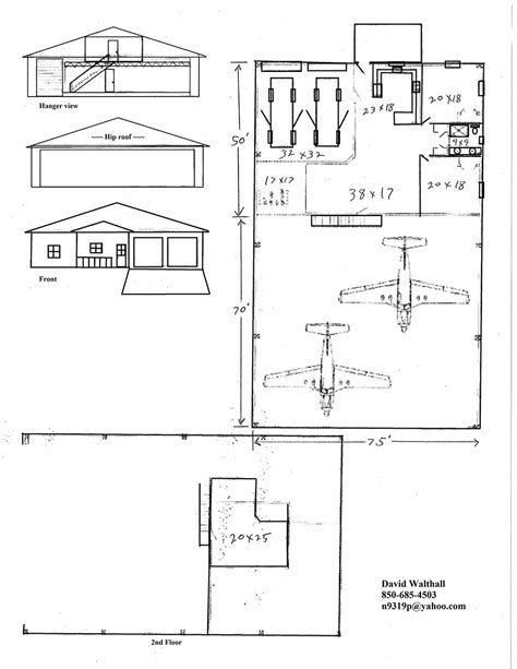 hangar home plans hangar home floor plans