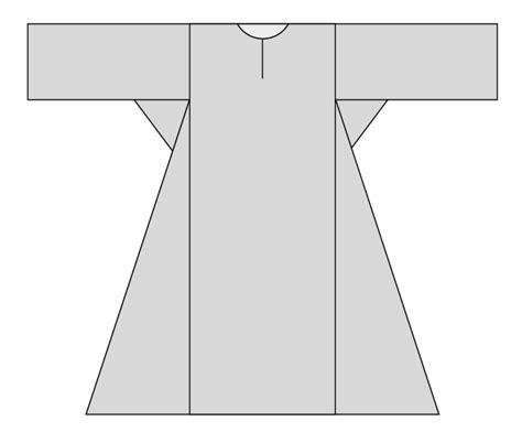 Pattern Draping My Sca Garb Kirtle Pattern Class Handout