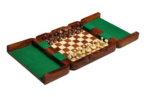 house of travel ultimate wooden magnetic travel chess set house of staunton