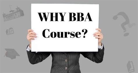 Why Do Mba Quora by Why Do You Study Bba Quora