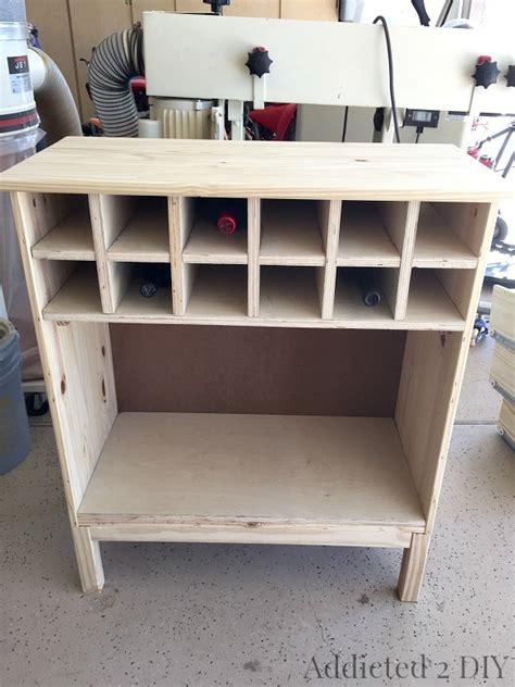 bar cabinets ikea ikea tarva hack 3 drawer chest to bar cabinet