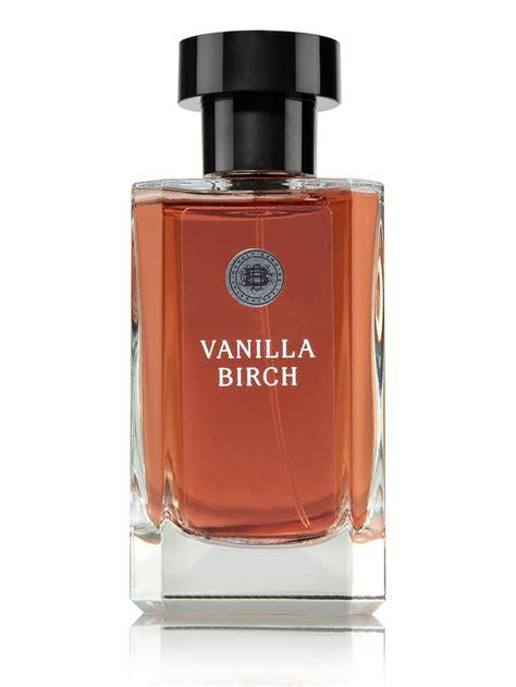 Parfum Vanilla vanilla birch c o bigelow perfume a new fragrance for